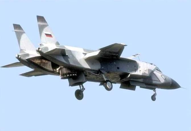Rusia Kembangkan Prototipe Pesawat Lepas Landas Vertikal Baru