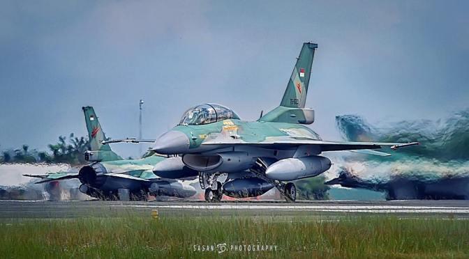 TNI AU & RSAF Gelar JFWG