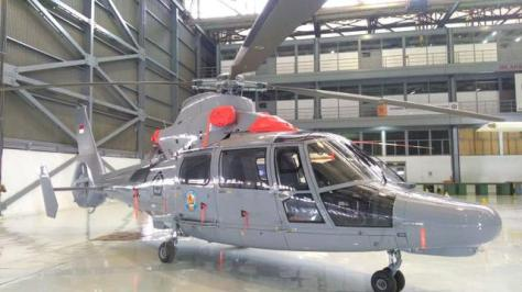 Helikopter Panther HX-5607 PT DI (Liputan6) 1