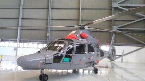 Helikopter Panther HX-5607 PT DI (Liputan6) 2