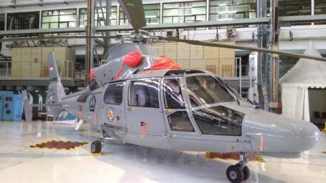 Helikopter Panther HX-5609 PT DI (Liputan6) 1