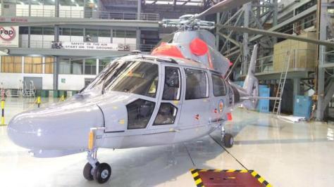 Helikopter Panther HX-5609 PT DI (Liputan6) 2