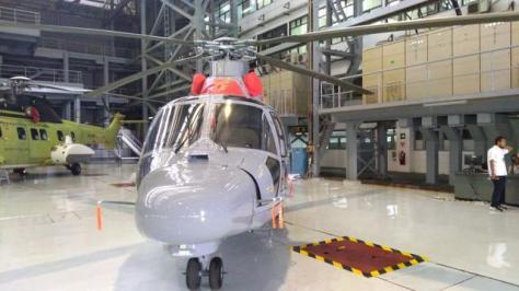 Helikopter Panther HX-5609 PT DI (Liputan6)