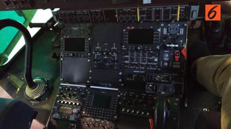 Helikopter Super Puma HX-3315. Liputan6.com 1