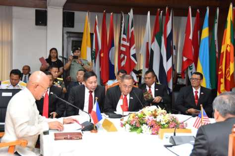 Indonesia, Filipina dan Malaysia Bahas Kerjasama Trilateral Latihan Patroli Darat
