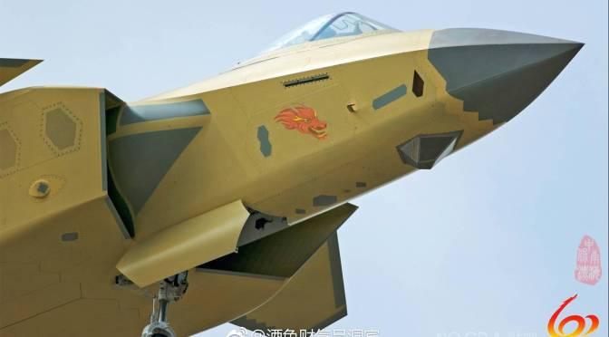 Tinggal Selangkah Lagi untuk Produksi Massal J-20