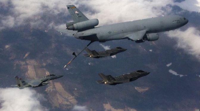 Militer AS Berharap Teknologi Laser Dapat Lindungi Tanker