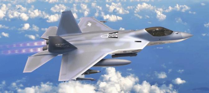 Pemerintah Indonesia Renegosiasi Pengembangan Jet Tempur KFX-IFX
