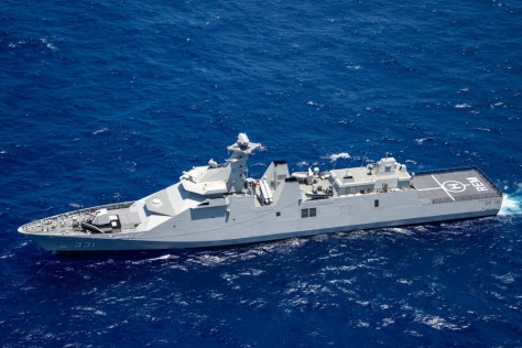KRI RE Martadinata 331 dalam RIMPAC 2018 (defence.pk) 9