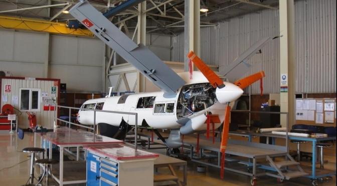 Turki Berniat Bangun Pabrik Perakitan Pesawat di Indonesia