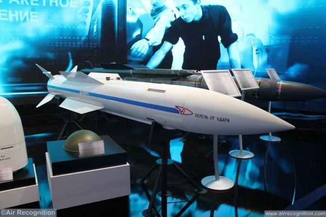 Su-57 Rusia Akan Dilengkapi Rudal Hipersonik R-37M