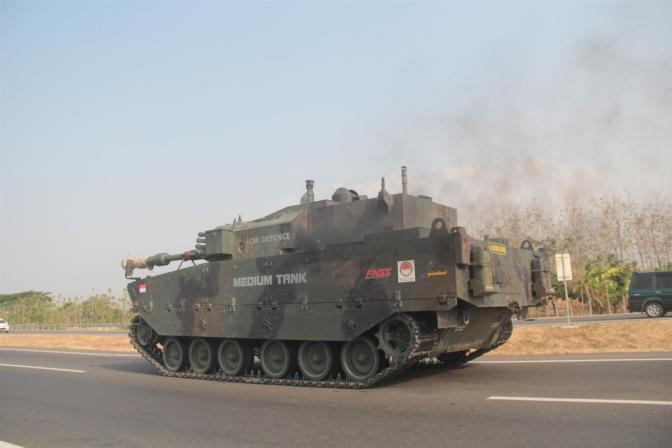 Medium Tank Besutan FNSS – PT Pindad Akan Lakukan Demonstrasi di Luar Negeri
