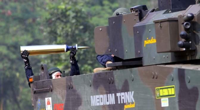 """""""Pesanan Kecil"""" Untuk 20 – 25 Unit Medium Tank pada 2018"""