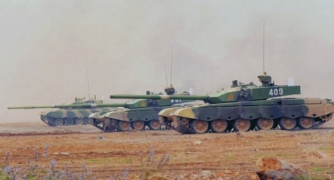 ZTZ-99 (Type 99) Main Battle Tank E