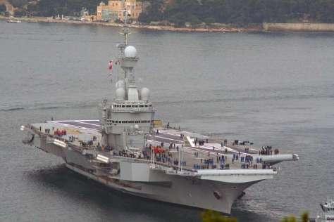 Charles de Gaulle (R91). ShipSpotting