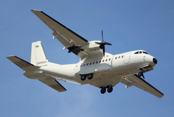 Tiga Negara Afrika Tertarik dengan Pesawat Produksi PT DI