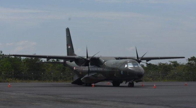 Angkatan Udara Bangun Skuadron 27 Biak