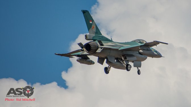 TNI AU Usir Dua Pesawat Tempur Asing Langgar Batas Udara di Kepulauan Natuna