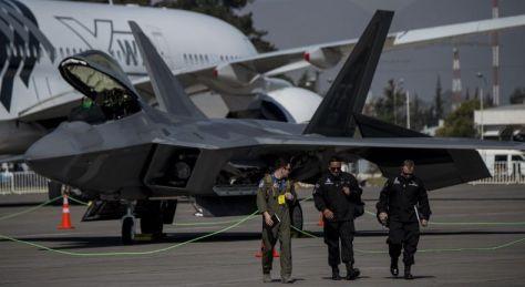 F-22 Raptor (AFP)