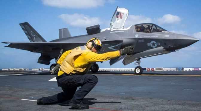 Lockheed Pastikan Jet Tempur F-35 Kantongi Sistem Keamanan Canggih