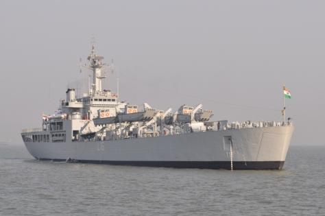 INS SHARDUL L16 (ShipSpotting)