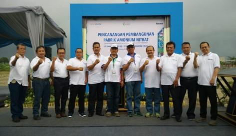 Kementerian BUMN Canangkan Pabrik Amonium Nitrat