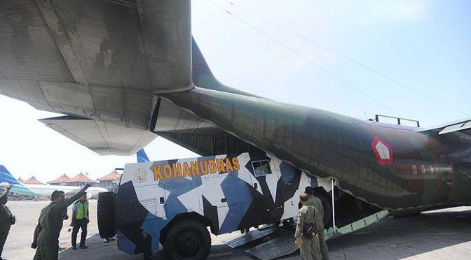 Amankan Annual Meeting IMF-WB, TNI AU Turunkan Pesawat Tanpa Awak