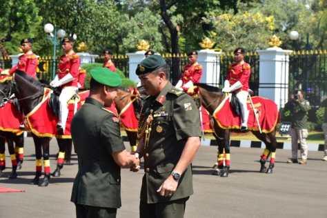 Kerja Sama TNI AD dan AD Brunei Meningkatkan Interoperabilitas dan Mengokohkan Kekuatan di Asia Tenggara