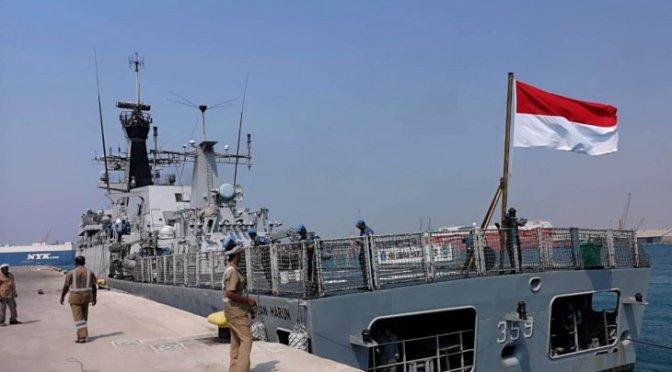 KRI Usman Harun – 359 Singgah di Jeddah dalam Perjalanan Pulang