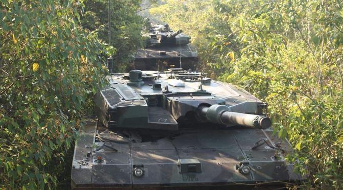 Danrem 161/ Wirasakti: Tank Leopard akan ditempatkan di Kupang