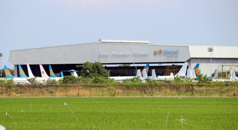 Merpati Maintenance Facility