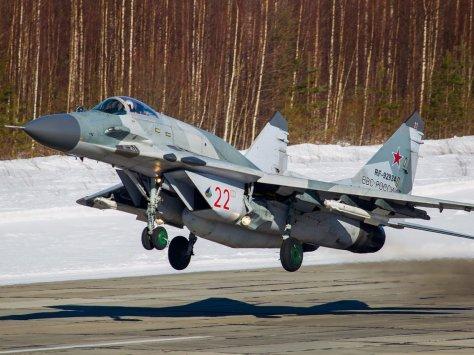 Mig-29 Rusia (Business Insider)