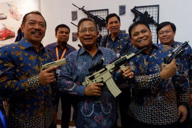 Tiga Kerjasama Dalam Negeri yang Dijajaki PT Pindad