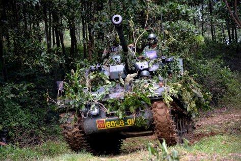 Scorpion TNI AD 4 (kostrad)