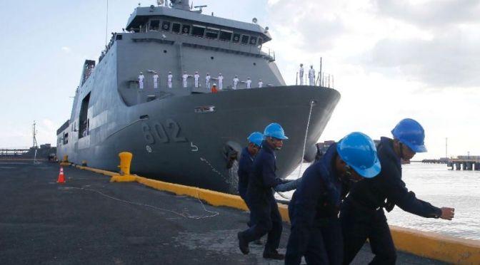 PT PAL Mencari Peluang Pengadaan SSV, Kapal Kombatan, Kapal Selam Angkatan Laut Filipina
