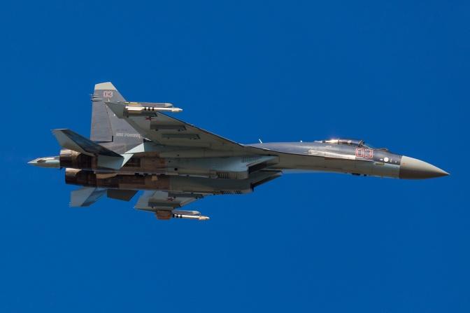 Dibawah Bayang-bayang Sanksi AS, Indonesia Tetap Beli Su-35