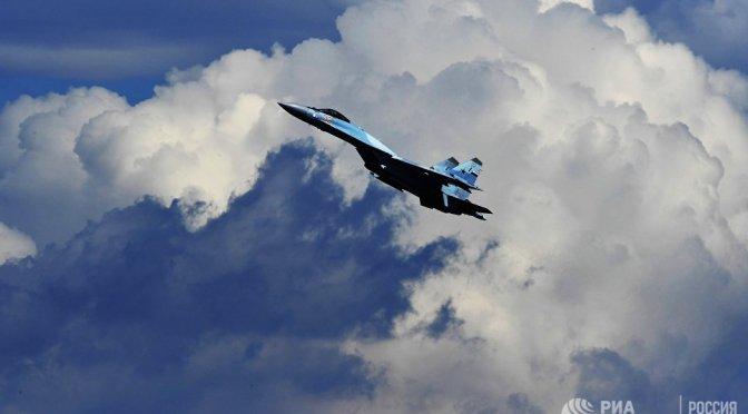 Media: Indonesia Tunda Pembelian Jet Tempur Rusia Karena Sanksi AS