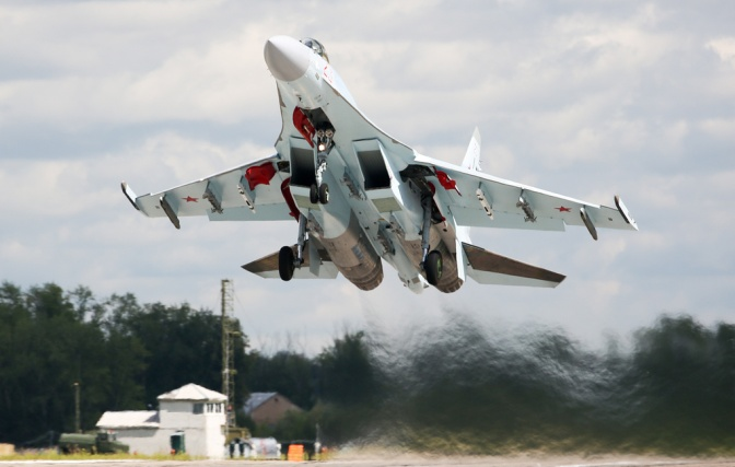 Indonesia Tidak Akan Membatalkan Akuisisi Jet Tempur Su-35