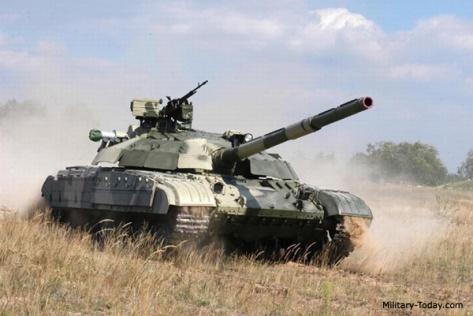 T-64BM Bulat (Military Today)