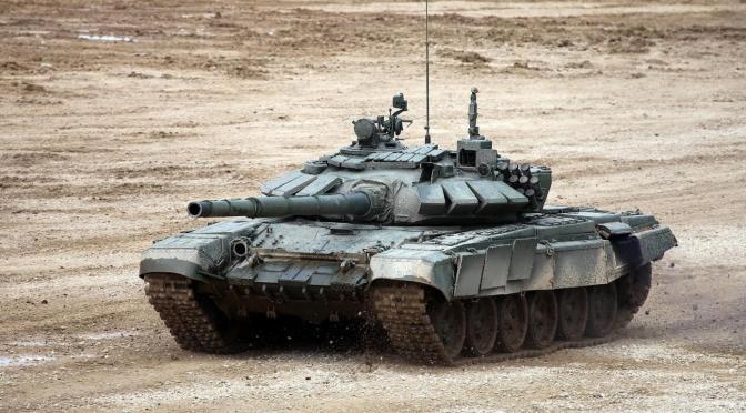 Rusia Jual Murah Tank dan Kendaraan Lapis Baja ke Warga Sipil