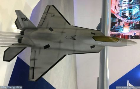 TF-X (Air Recognition)