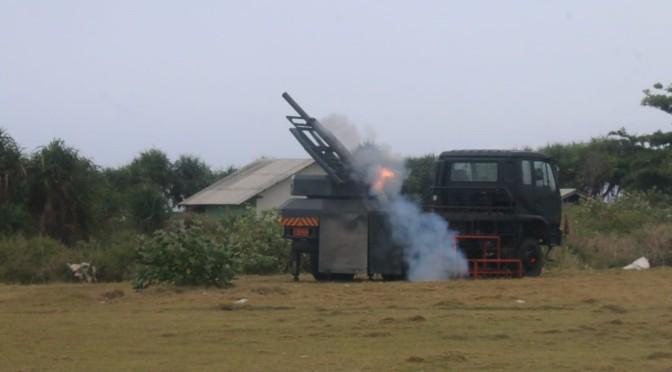 Kutai Timur Jadi Opsi Lokasi Uji Coba Peluncuran Roket
