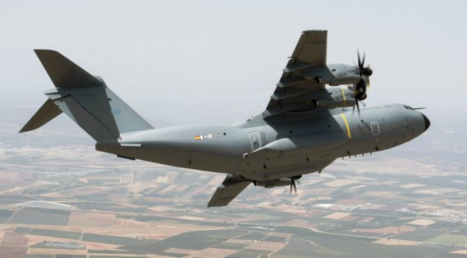 Spanyol Berencana Tukar A-400M dengan KT-a dan T-50 Korea Selatan