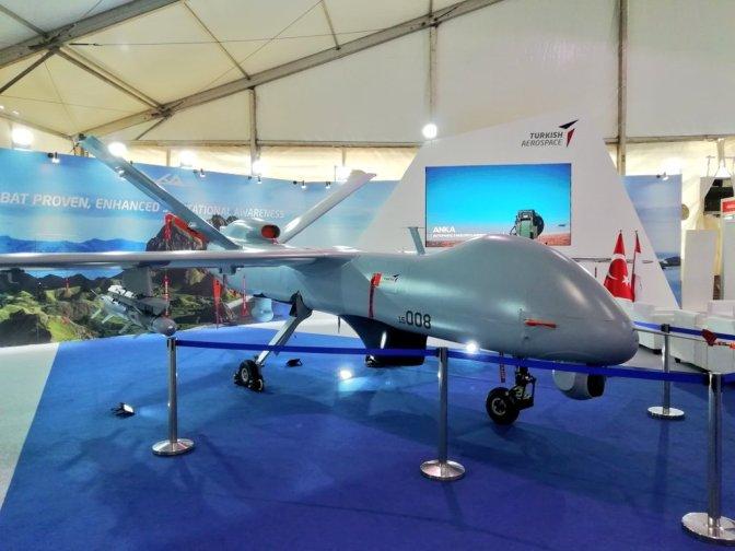 Indo Defence 2018: Indonesia 'Restart' Proses Akuisisi UAV MALE dan ESM Untuk Pangkalan Udara Ranai