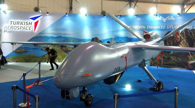 Indonesia Butuh Satelit dan Drone untuk Pantau Pergerakan Terorisme