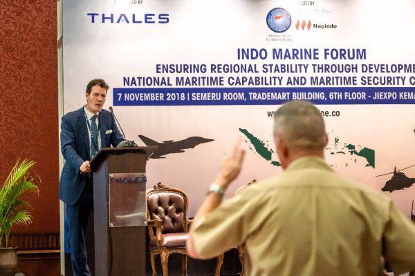 Erik-Jan Raatgerink: Ambisi Saya adalah Memiliki Sistem Manajemen Tempur Indonesia