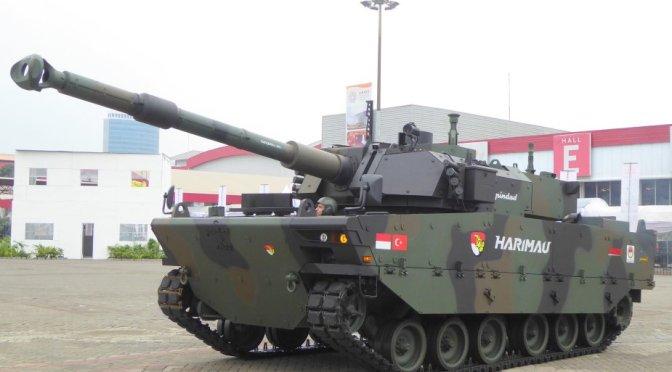Filipina dan Brunei Menyatakan Minatnya untuk Membeli Medium Tank Harimau