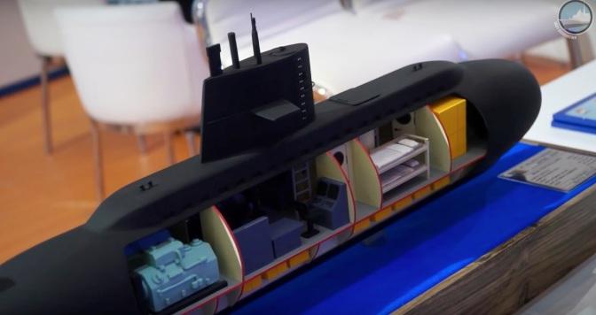 Indo Defence 2018: Pengembangan Kapal Selam Mini Indonesia Ditunda