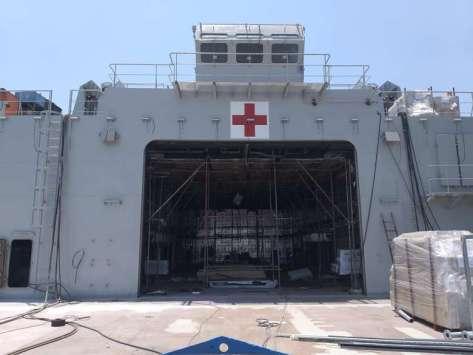 LPD KRI Semarang 594 (Kolonel Laut dr Mozart, SpB) 2