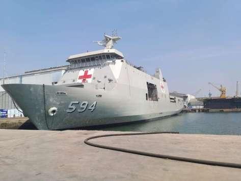 LPD KRI Semarang 594 (Kolonel Laut dr Mozart, SpB)